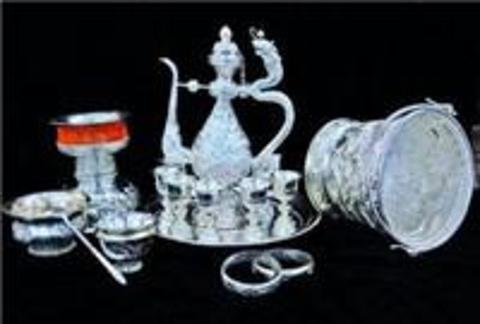 蒙古族银器
