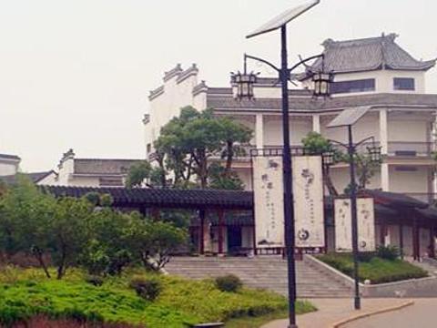 墨香街旅游景点图片