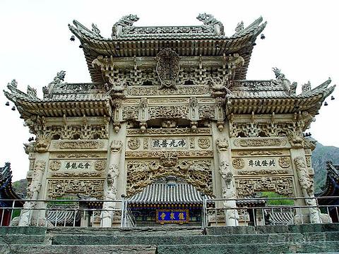 龙泉寺的图片
