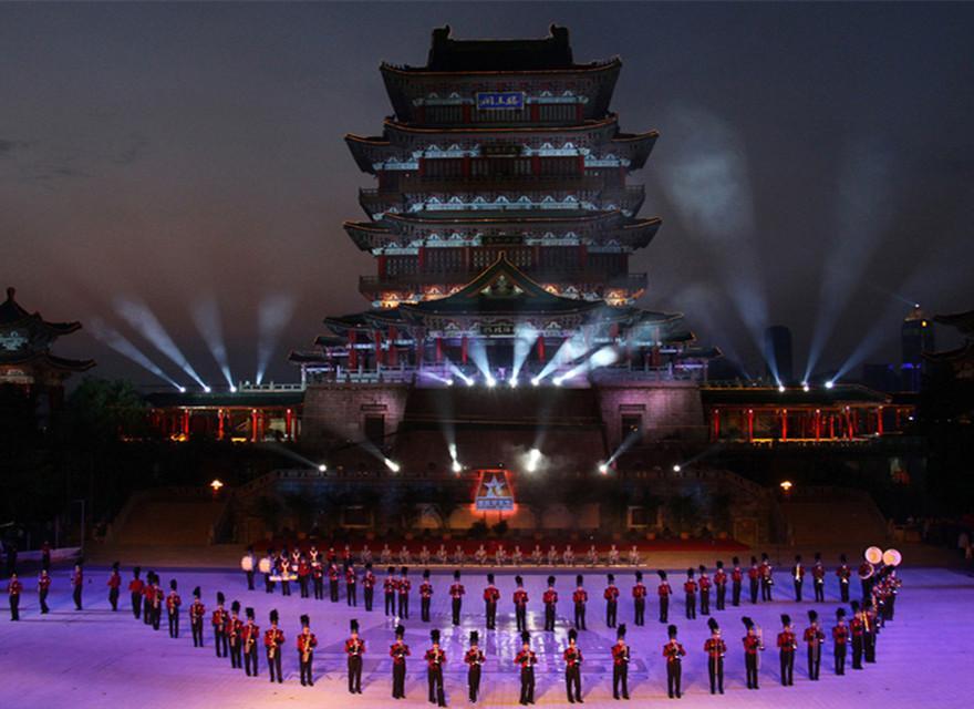 南昌军乐节