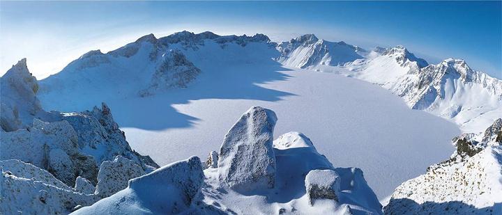 长白山旅游图片
