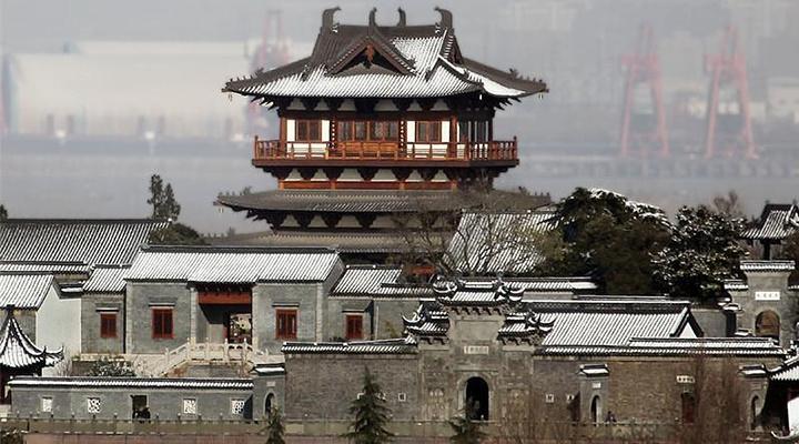 北固山旅游图片