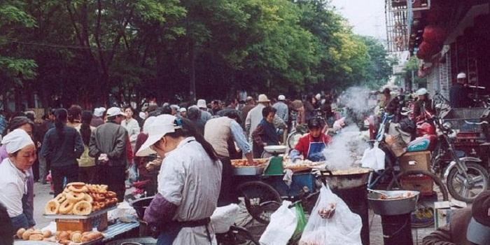 银川市区美食一日游