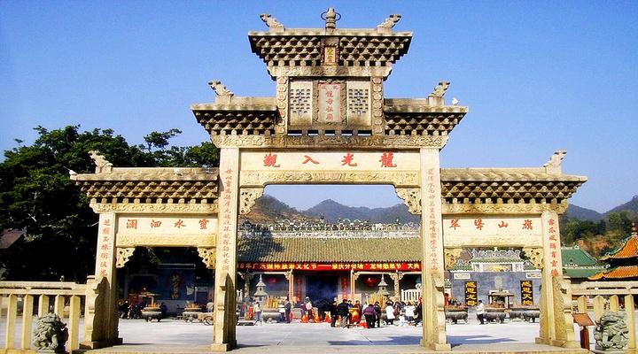 悦城龙母庙旅游图片