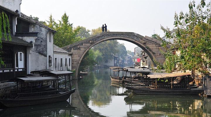 南浔古镇旅游图片