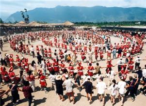 阿美族丰年祭