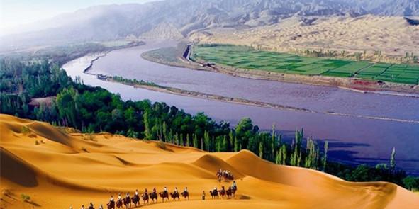 中卫沙漠一日游