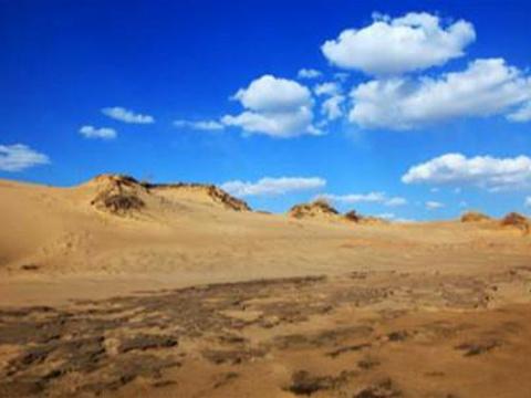 浑善达克沙地旅游景点图片