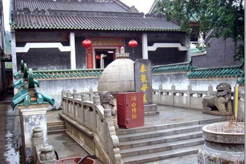 悦城龙母庙