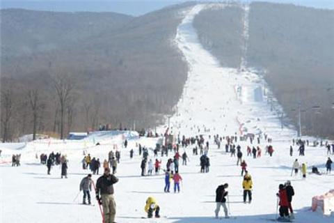 北大湖滑雪度假区