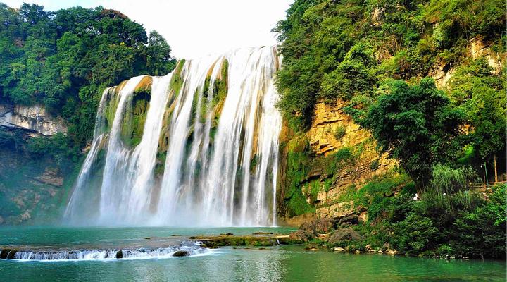 黄果树瀑布旅游图片