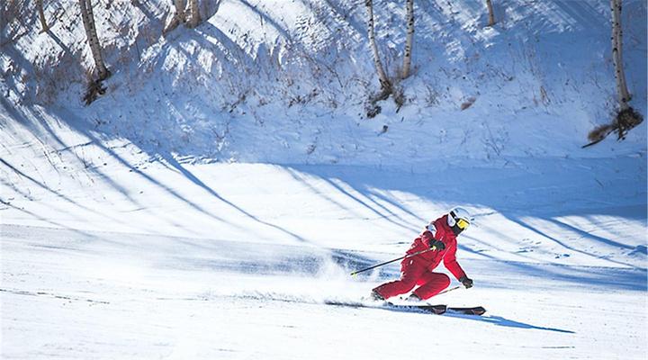 北大壶滑雪场旅游图片