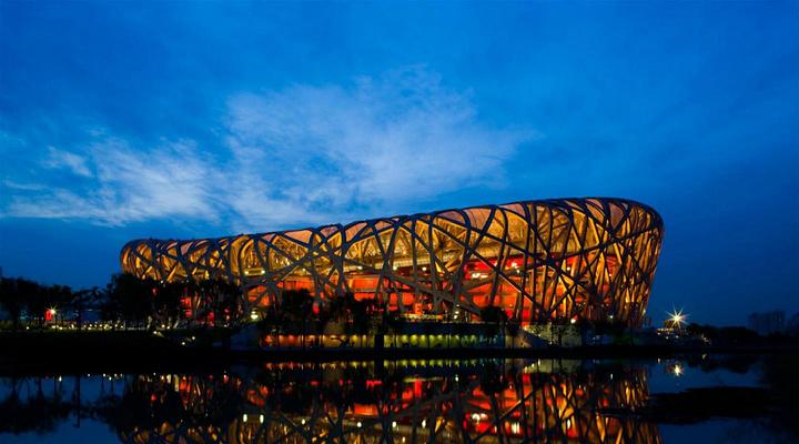 国家体育场旅游图片