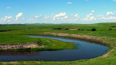 莫尔格勒河