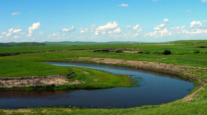 莫尔格勒河旅游图片