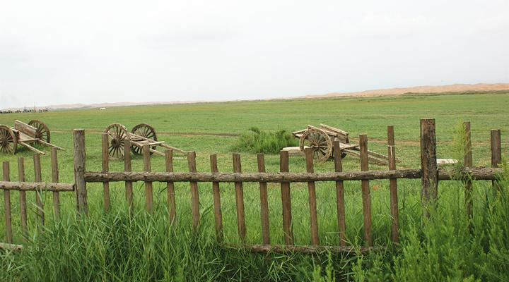 通湖草原旅游图片