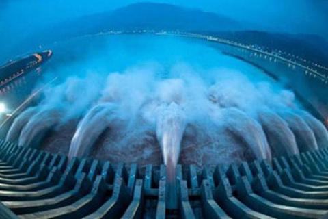 三峡大坝的图片