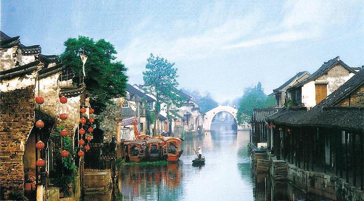 西塘旅游图片