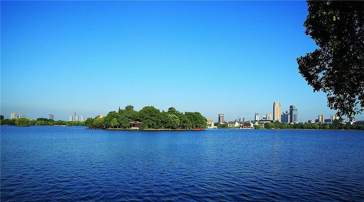 南湖旅游图片
