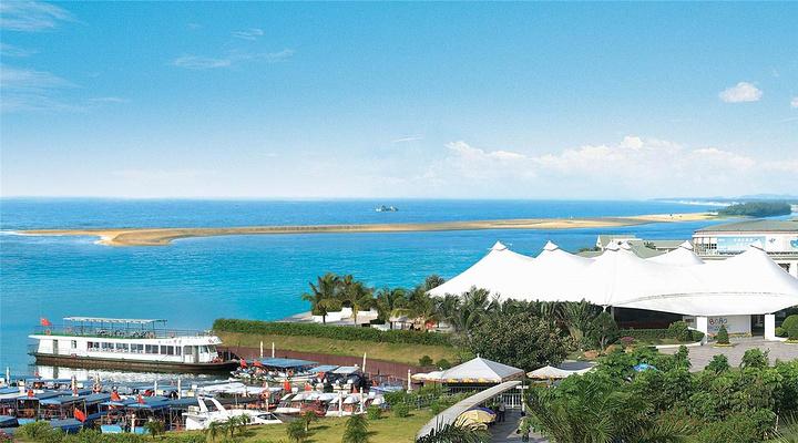 玉带滩旅游图片