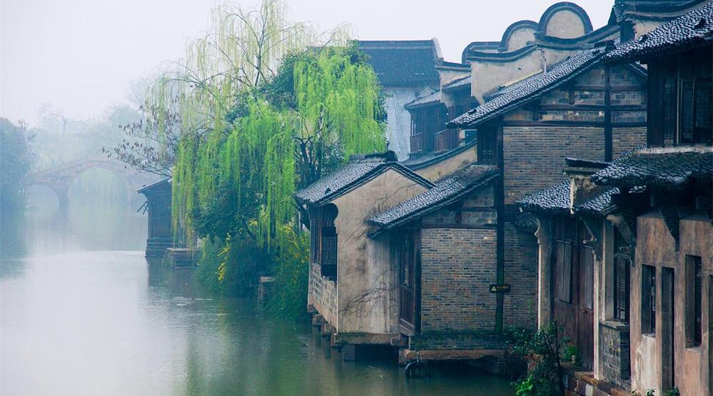 杭州、乌镇、西塘、绍兴五日游