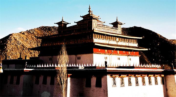 桑耶寺旅游图片