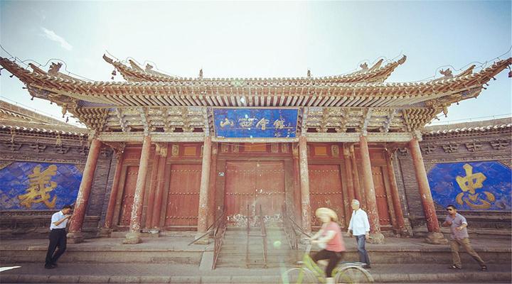 古丝绸之路的聚集地旅游图片