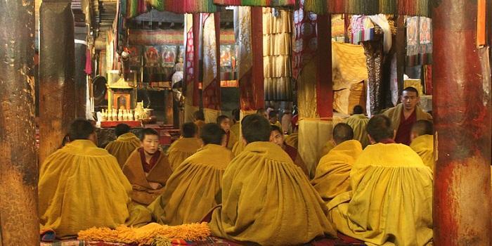 探秘藏传佛教-日喀则二日游