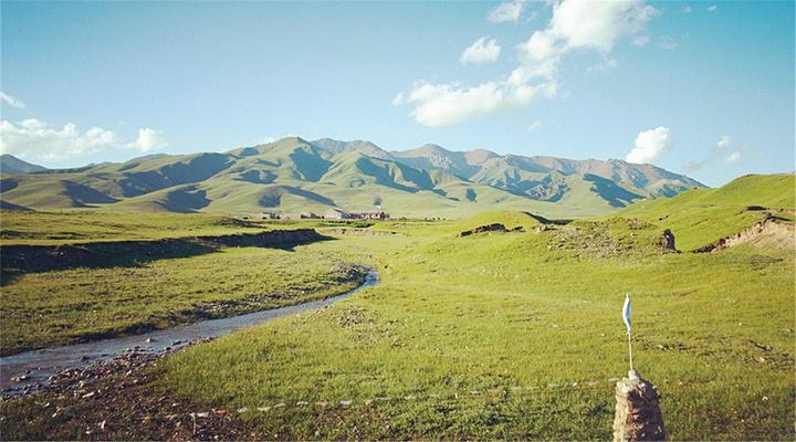 充满创造力的祁连山旅游图片