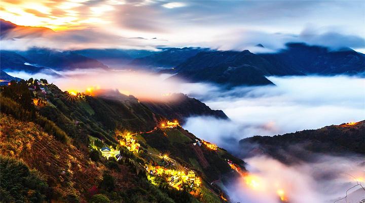 拉拉山旅游图片