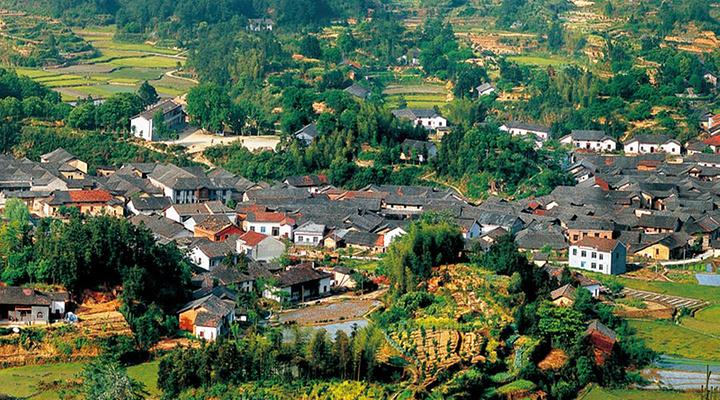 张谷英村旅游图片