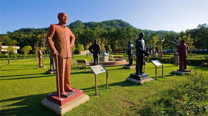 慈湖纪念雕塑公园旅游图片
