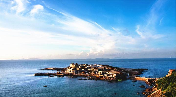 庙湾岛旅游图片
