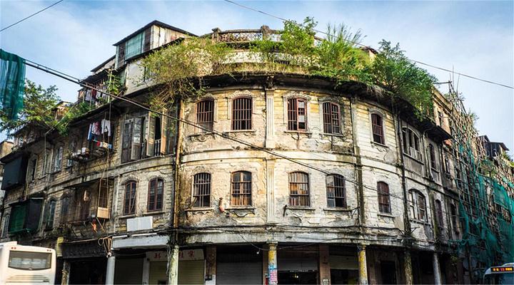 汕头老城旅游图片