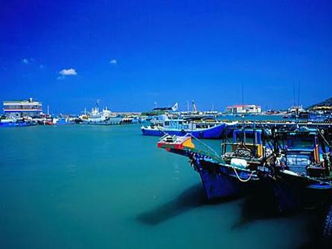 后壁湖渔港旅游景点图片