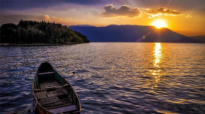 洱海旅游图片