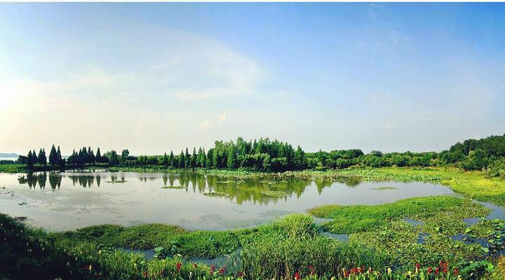 东湖风景区旅游图片