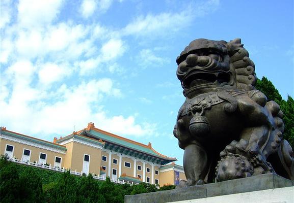 国立故宫博物院旅游图片