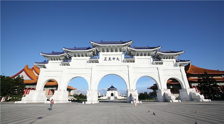 中正纪念堂旅游图片