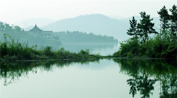 天目湖旅游图片