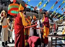 藏族菩萨节