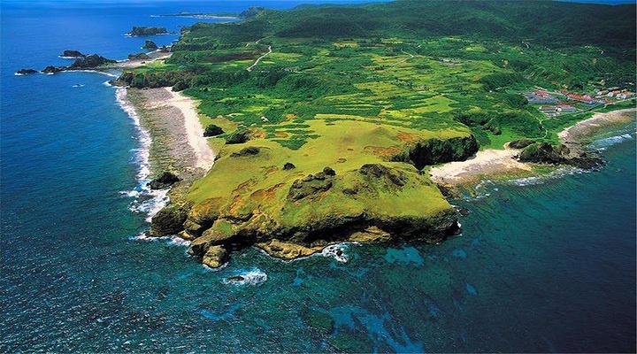 绿岛旅游图片