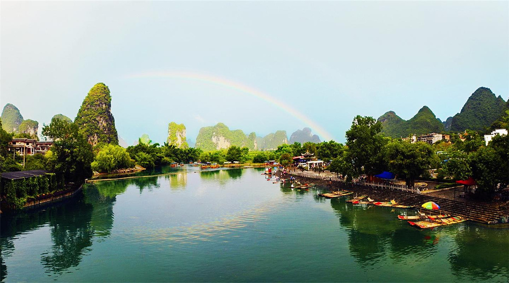 桂林2日游