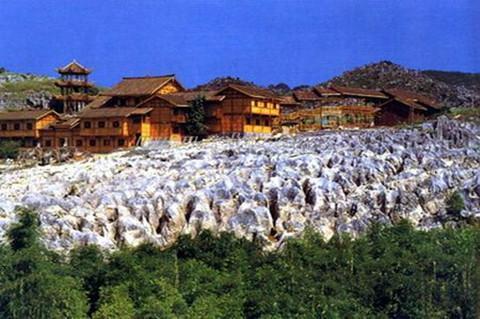 兴文石海国家地质公园