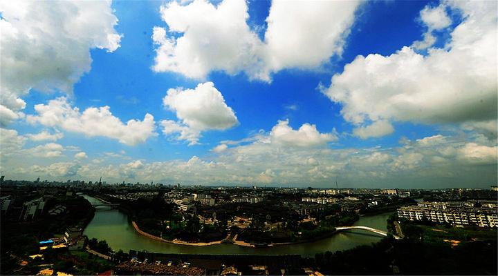 扬州古运河旅游图片