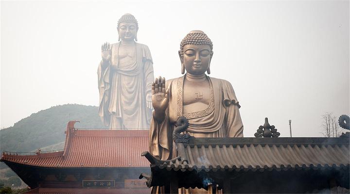 灵山大佛旅游图片
