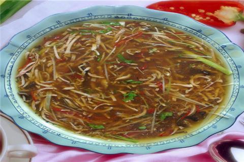 秦安肚丝汤