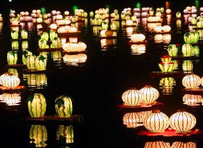 平湖西瓜灯文化节