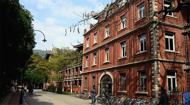厦门大学旅游图片
