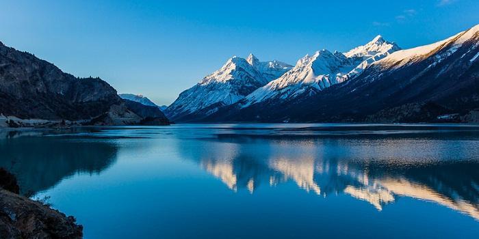 探秘然乌之旅—冰山蓝湖两日游